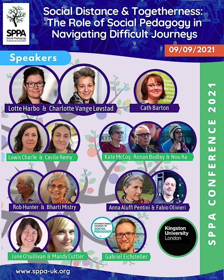 SPPA Conference 2021 - Social Distance & Togetherness image