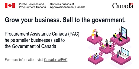 Info Café with Procurement Assistance Canada (PAC) – Atlantic Region tickets