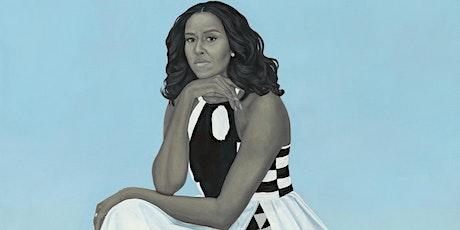 Virtual Teacher Workshop |Teaching the Obama Portraits tickets
