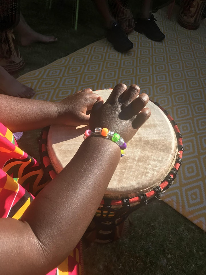 Half Term -Africa's Kings & Queens Experience for Children ages 4-9 years image