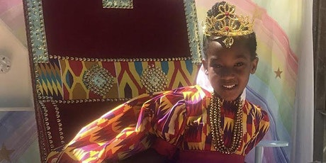 Africa's Kings and Queens Experience for Children ages 4-9 years tickets