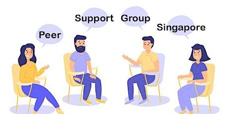 Volunteers for Peer Support Group (Mental Health) tickets