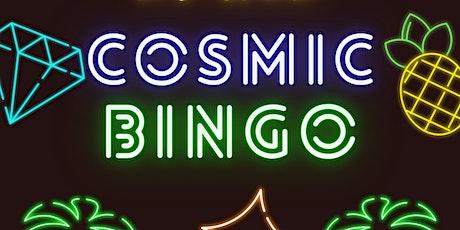 Cosmic Bingo tickets