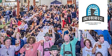 Twin Cities Oktoberfest tickets