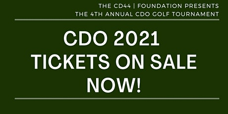 FOURTH ANNUAL CHRIS DIOZZI OPEN | 2021 tickets