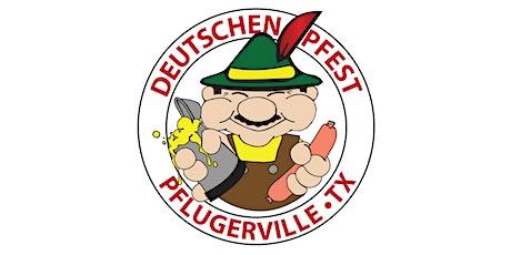Deutschen Pfest tickets