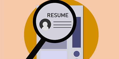 Employment Readiness Series:  Federal Resumes tickets