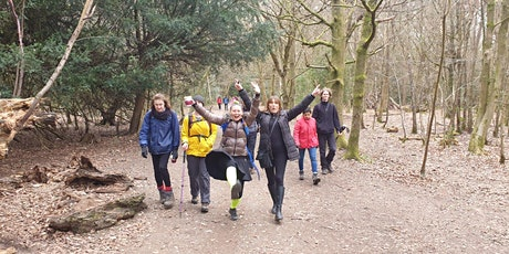 Free Richmond Park Sunday Morning Walk and Social at The Library Pot Cafe tickets