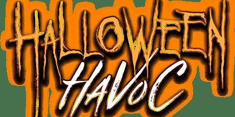 NYSoM Halloween Havoc 2021 tickets