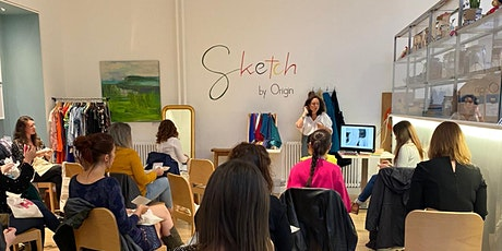 Style& Sip & Swap Outfit From The Heart @Sketch York café(York Art Gallery) tickets