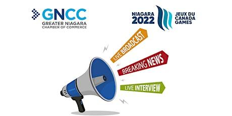 Town Hall: Niagara 2022 Canada Summer Games tickets