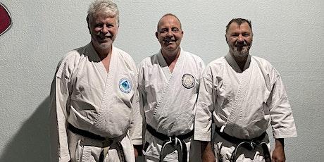Karate Lehrgang - Koshinkan stellt sich vor tickets