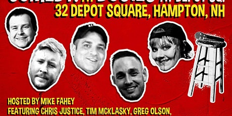 Comedy @ Bogie's at Depot Square tickets
