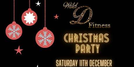 D_wild Christmas Party tickets