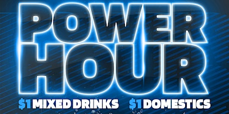 The Power Hour @ Gold Room Chicago tickets