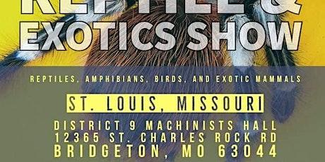 Show Me Reptile & Exotics Show (St. Louis, MO) tickets
