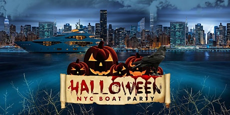The #1 Halloween Party NYC: Saturday Night on the Haunted Yacht *SOLD OUT* tickets