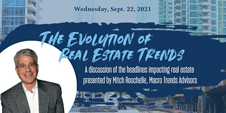 Burnham-Moores Morning Series: The Evolution of Real Estate Trends tickets