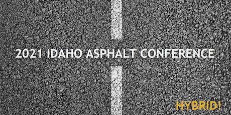 2021 Idaho Asphalt Conference tickets