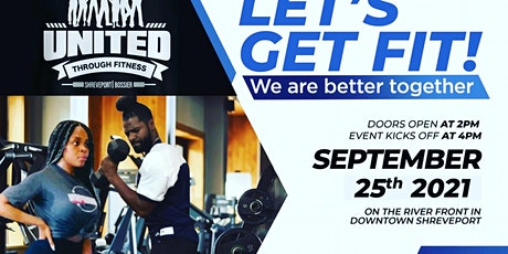 3 Annual United Through Fitness Festival/ ShampTMT tickets