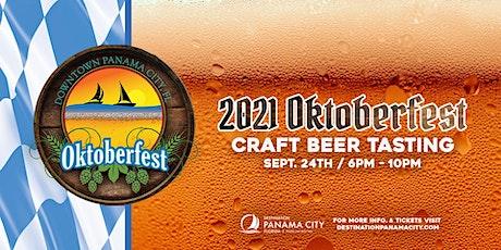 2021 Oktoberfest Craft Beer Tasting tickets