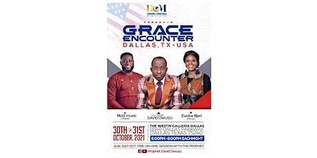 Grace Encounter tickets
