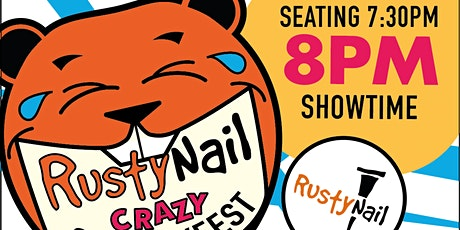 Rusty Nail Comedy's #crazycomedyfestweekend Featuring John Hastings tickets
