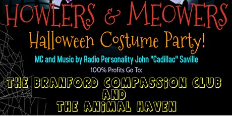 Howlers & Meowers Halloween Costume Party Fundraiser tickets