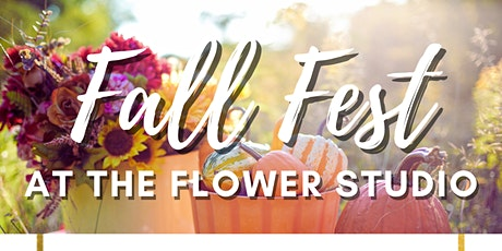 Fall Fest at The Flower Studio tickets
