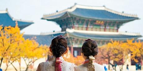 Arm Chair Travelers: South Korea entradas