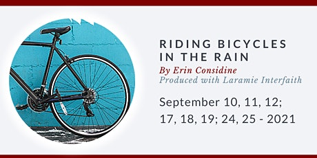 RIDING BICYCLES IN THE RAIN by Erin Considine tickets