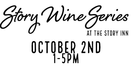 Story Wine Series tickets