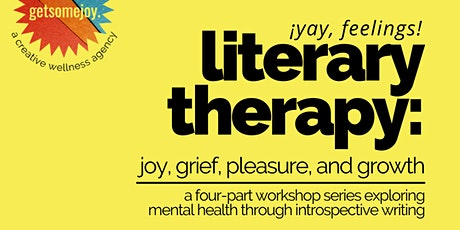 Literary Therapy: Letting go and Releasing (4 of 4) tickets