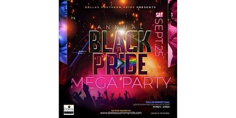 Dallas Southern Pride Presents: Annual Black Pride Mega Party tickets