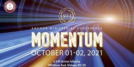 Anchor Ministerial Conference 2021 tickets