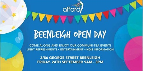 Afford Beenleigh Hub Open Day tickets