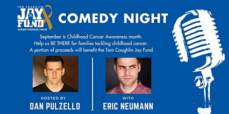 Comedy Night For The Tom Coughlin Jay Fund tickets