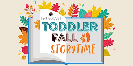 Toddler Fall Storytime tickets