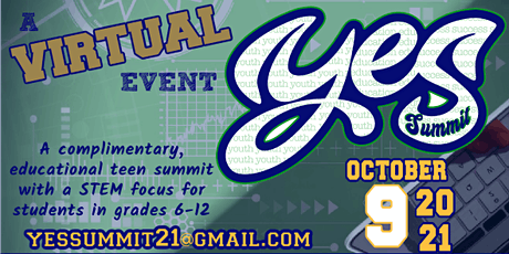 2021 YES Summit tickets