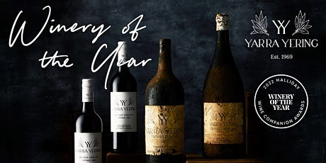 Halliday's Winery of the Year Dinner 14th October 6:30pm tickets