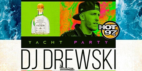 Patron Invasion Yacht PartY tickets