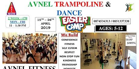 TRAMPOLINE & DANCE HALLOWEEN CAMP 2021 tickets