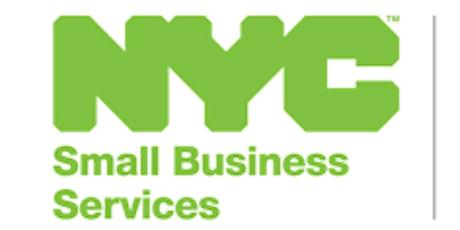 Primeros pasos para comenzar un negocio, Staten Island 09/29/2021 entradas