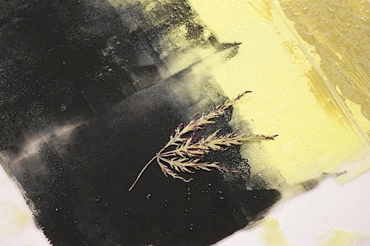 Printmaking Month: Mono-print Workshop - Sep 25, 10 am - 1 pm image