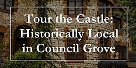 Castle Falls/Council Grove Historically Local Tour Sat, Nov 20, 2021 tickets