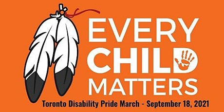 Toronto Disability Pride March 2021 - the Virtual Experience tickets