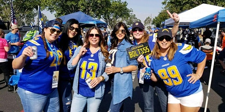 Pittsburgh Steelers vs. Los Angeles Chargers Tailgate Party on 11/21/21 tickets