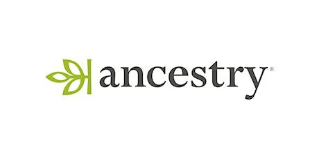 Ancestry.com tickets