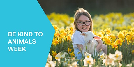 Be Kind to Animals Week tickets