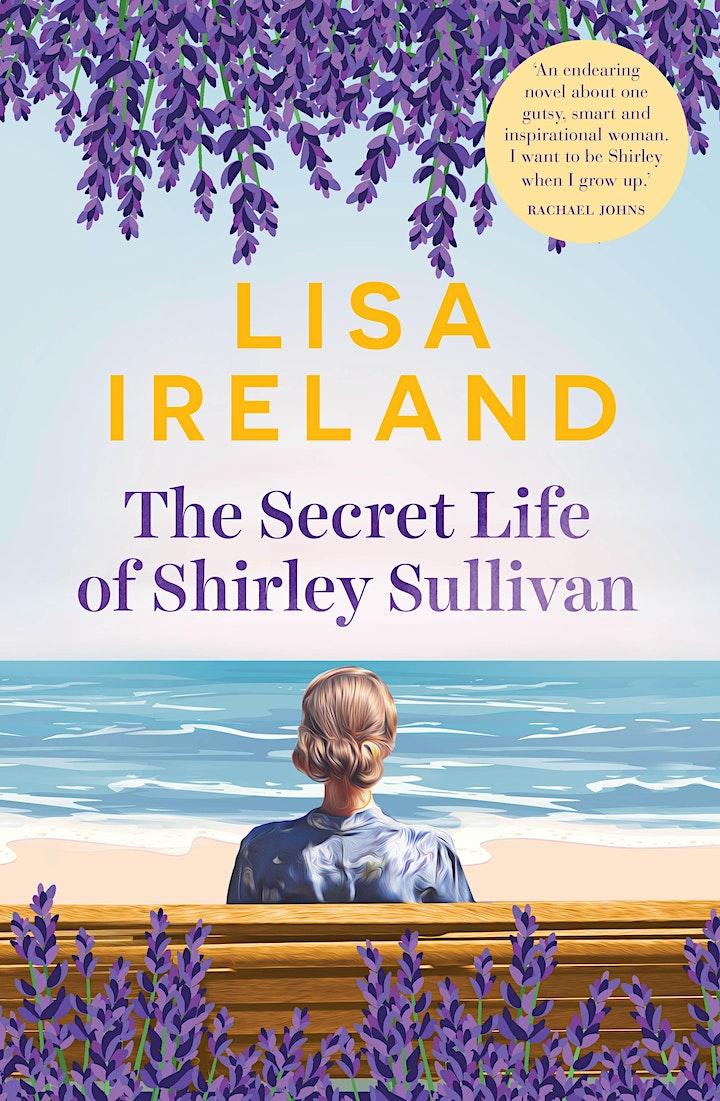 Online Author Talk: Lisa Ireland in conversation image